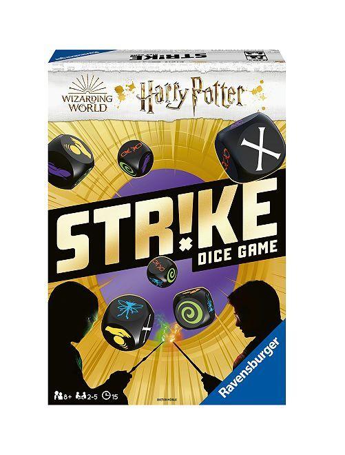 Gioco di dadi 'Strike Harry Potter' di Ravensburger                             multicolore