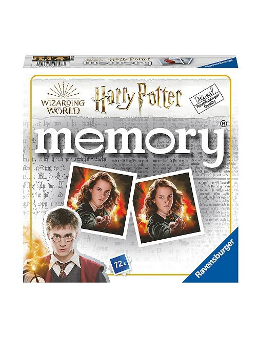 Gioco di memoria 'Harry Potter'                             multicolore