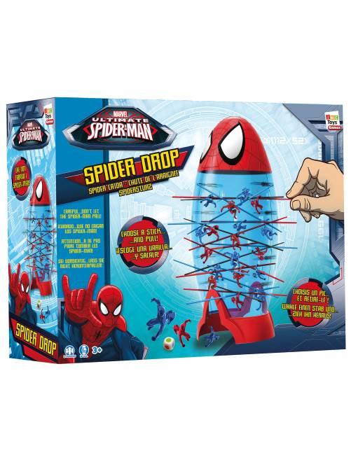 Gioco 'Spider Drop'                             rosso Infanzia bambino