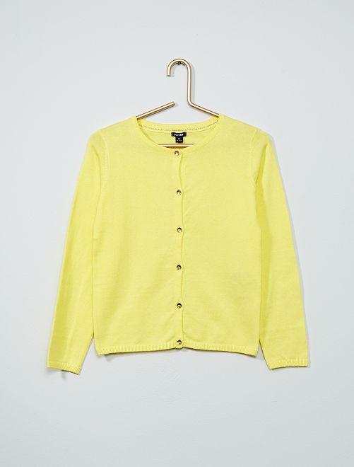 Golfino maglina                                                                                                                             giallo
