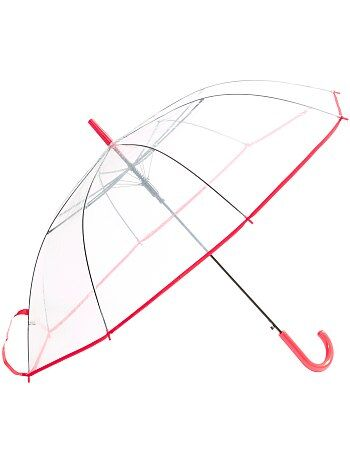 Grande ombrello trasparente - Kiabi