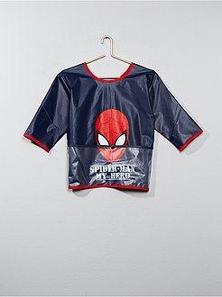 Zaini, grembiuli per la scuola - Grembiule plastica 'Spiderman' - Kiabi