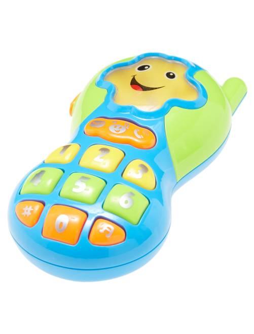 Il mio Primo Telefono di 'Kiokids'                             blu/verde