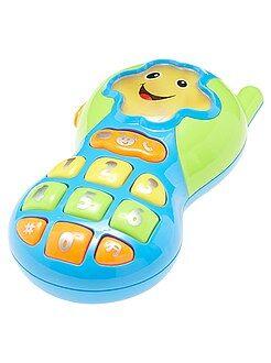 Peluche - Il mio Primo Telefono di 'Kiokids'
