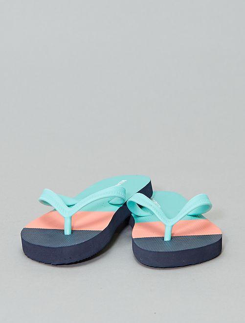 Infradito stampate                                                     blu navy Scarpe