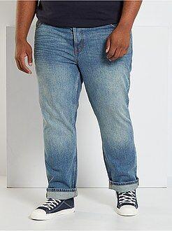 Jeans regular - Jeans comfort 5 tasche
