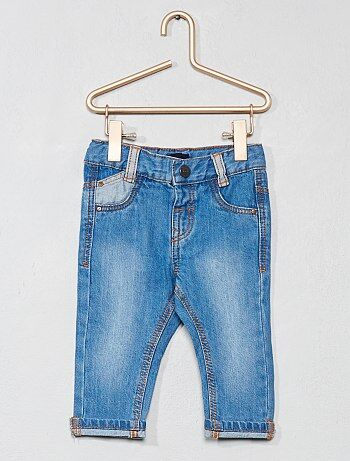 Jeans dritti denim - Kiabi