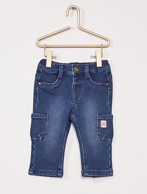 Jeans eco-sostenibili                                         BLU