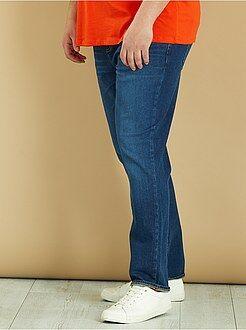 Jeans - Jeans fitted 5 tasche - Kiabi