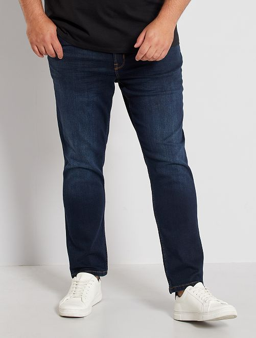 Jeans fitted L30                                         blu indaco