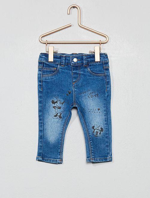 Jeans 'Minnie'                             BLU
