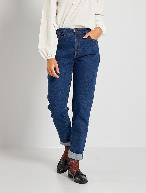 Jeans mom fit US34                                                                                         BLU