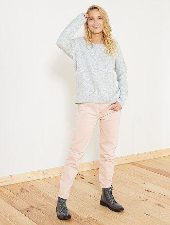 Donna dalla 38 alla 52 - Jeans mom - Kiabi