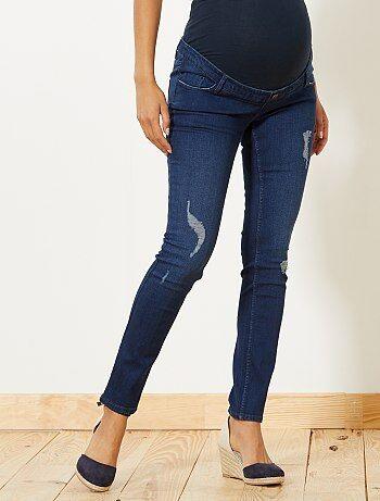 Premaman - Jeans premaman slim fit - Kiabi