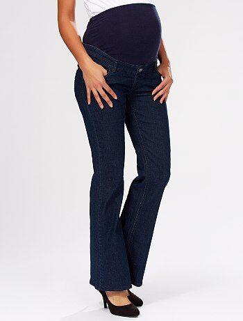 Jeans premaman taglio bootcut
