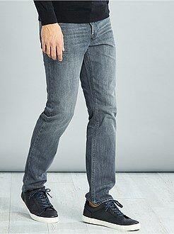 Jeans regular - Jeans regular 5 tasche lunghezza US 32