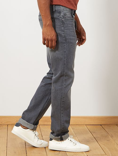 56 Larghezza Jeans Jeans Uomo Uomo Taglia Taglia jqMVUzpLSG