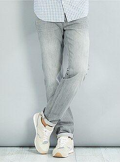 Jeans regular 5 tasche lunghezza US 34