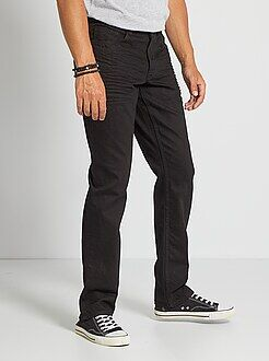 Jeans - Jeans regular 5 tasche lunghezza US 34 - Kiabi