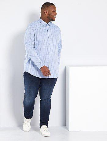 1caef63945ee0 Jeans taglie forti a prezzi scontati da uomo - moda Taglie forti ...