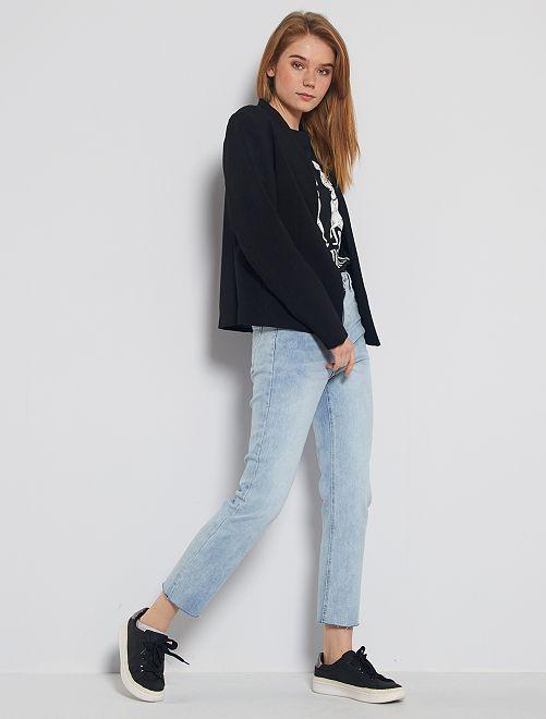 Jeans regular fit                             BLU