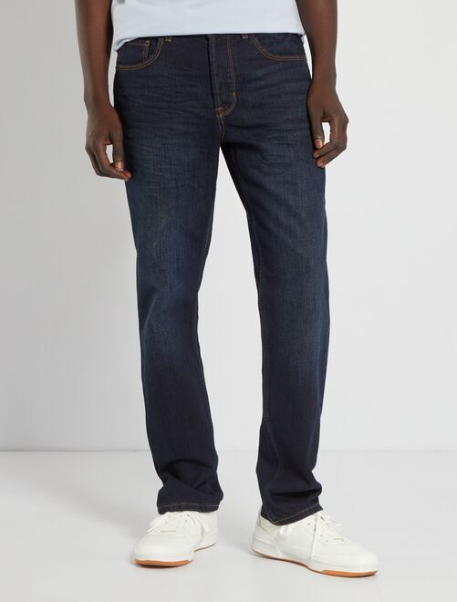 Jeans regular-fit eco-sostenibile L32                                                                             blu indaco