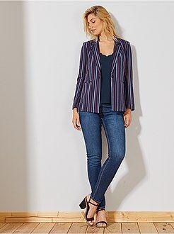 Donna dalla 38 alla 52 - Jeans regular fit lunghezza US 32 - Kiabi
