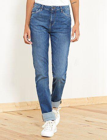 Donna dalla 38 alla 52 - Jeans regular fit lunghezza US 34 - Kiabi