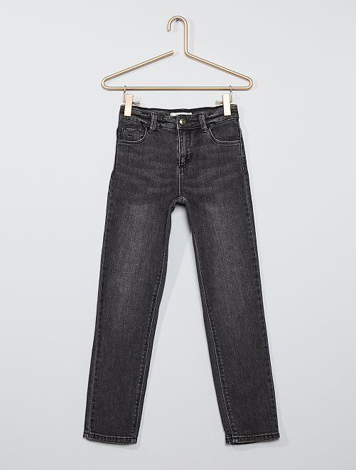 Jeans regular                                                     GRIGIO