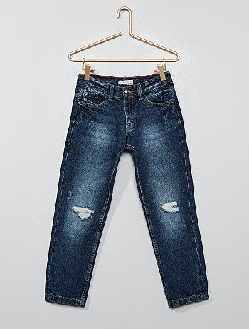 Jeans relaxed destroy - Kiabi
