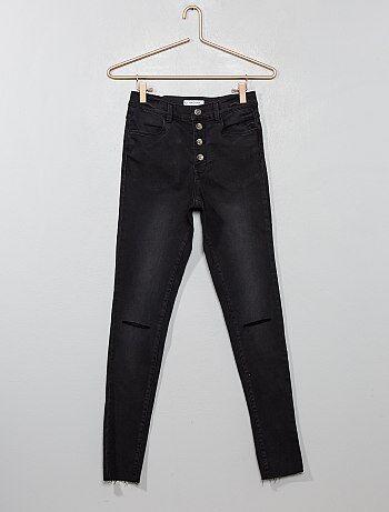 Jeans skinny abbottonati - Kiabi 4009b08ac8d