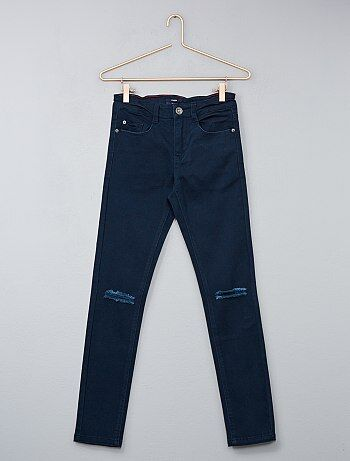 Jeans skinny abrasioni - Kiabi