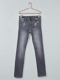 Jeans - Jeans skinny effetto delavé