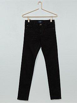 Jeans - Jeans skinny effetto plissettato - Kiabi