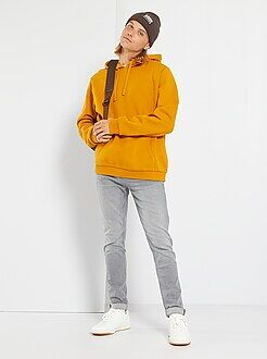 Jeans skinny effetto plissettato - Kiabi