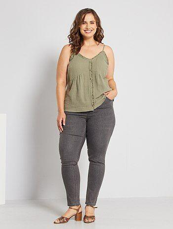 Jeans skinny effetto push up - Kiabi