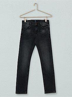 Jeans - Jeans skinny effetto usura - Kiabi