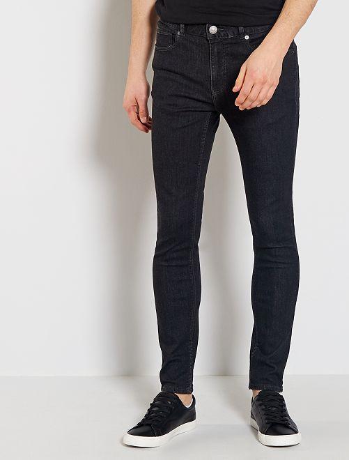 Jeans skinny L32                             GRIGIO