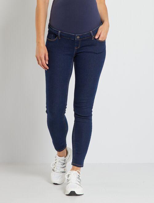 Jeans skinny premaman L28                                         BLU