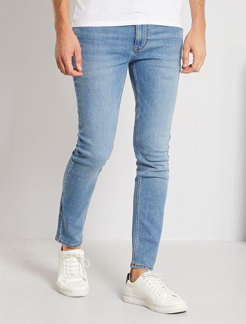 Jeans skinny stretch                                                                                                     BLU