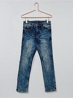 Jeans slim bleach - Kiabi