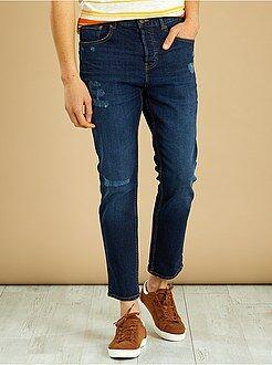 Jeans slim corti - Kiabi