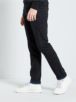 Jeans - Jeans slim cotone stretch