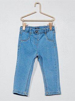 Pantaloni, jeans, leggings - Jeans slim denim stretch