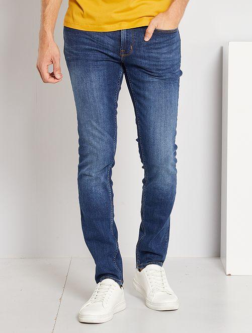 Jeans slim eco-sostenibili L34                                                                                         brut