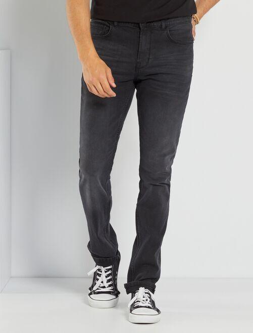 Jeans slim eco-sostenibili L34                                                                                         grigio scuro