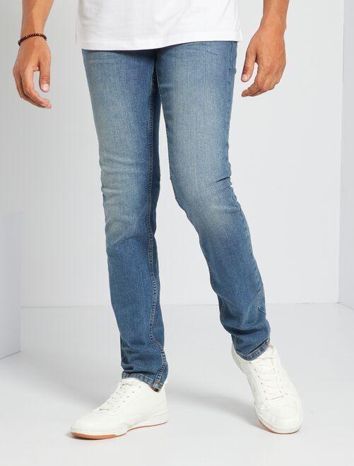 Jeans slim eco-sostenibili L34                                                                                         stone used