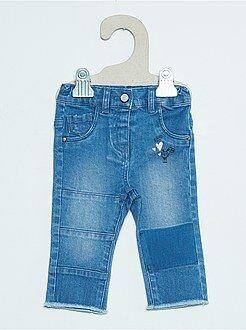 Jeans slim fantasia