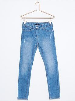 Jeans a sigaretta (slim) - Jeans slim fit 5 tasche