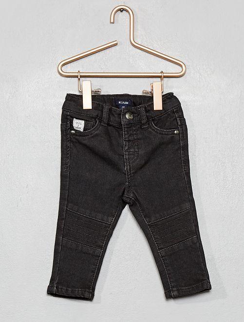Jeans slim                             GRIGIO